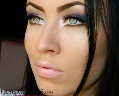 Party Makeup: Bird of Paradise Eye Makeup Tutorial  #makeup #paradisemakeup