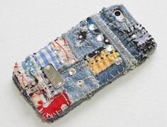 【iPhone 5s, 5】デニムケースip14008_dd