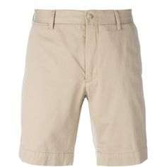 Polo Ralph Lauren Classic Chino Shorts ($105) ❤ liked on Polyvore featuring men's fashion, men's clothing, men's shorts, mens chino shorts, polo ralph lauren mens clothing and polo ralph lauren mens shorts