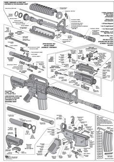 ar 15 lower parts list - Google Search
