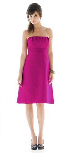 this style dress would be cute in yellow or green or both for outside :)
