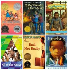 African American Chapter Books- Kid World Citizen
