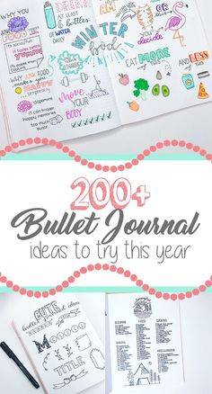 Bullet Journal Ideas You Want To Add To Your Bujo Now . - Bullet Journal ideas you& like to add to your bujo now -