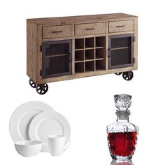 Console Tables, Kitchen Cart, Accent Furniture, Country Kitchen, French Country, Conversation, Cabinets, Industrial, Space