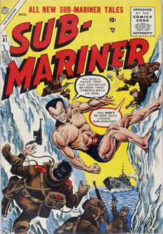 Namor75: 365 Days With Namor the Sub-Mariner - Page 14