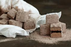 ... Marshmallows on Pinterest | Marshmallow recipes, Homemade marshmallows