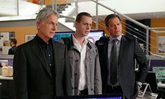 Special Agents Gibbs, McGee, & DiNozzo