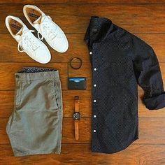 sanded shorts