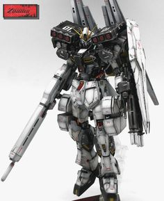 "gunjap: ""apaaiapa's MG 1/100 RX-93 Nu GUNDAM Ver.Ka FINAL BATTLE CUSTOM: Photoreview Big Size Images http://www.gunjap.net/site/?p=306713 """
