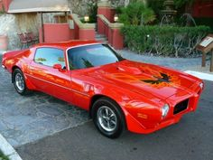 1973 Pontiac Trans Am SD-455: ah, to be a teen in the 70s