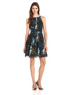 Ted Baker Women's Ameda Twilight Floral Printed Pleat Dress - http://darrenblogs.com/2015/11/ted-baker-womens-ameda-twilight-floral-printed-pleat-dress/