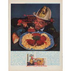 """1960 La Rosa Ad """"No wonder"""""""