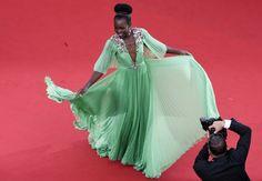 Lupita Nyong'o | Cannes: tous les looks des célébrités lors de la cérémonie d'ouverture