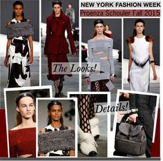 """""""New York Fashion week: Proenza Schouler"""" by helenevlacho ❤ liked on Polyvore"""