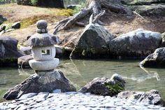 桂離宮 洲浜 Katsura Imperial Villa Suhama