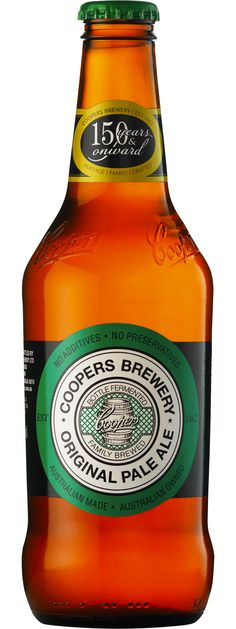 Coopers Pale Ale #coopers #beer