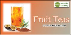 Fruit Tea, Teas, Benefit, Canning, Sweet, How To Make, Food, Candy, Tees