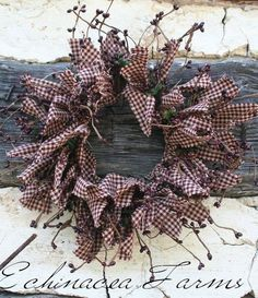 MINI RAG & BERRY WREATH / CANDLE RING * PRIMITIVE DOOR DECOR COUNTRY COTTAGE PRIMITIVECOUNTRYFARMHOUSECOTTAGE ECHINACEAFARMS is creative inspiration for us. Get more photo about diy home decor related with by looking at photos gallery at the bottom of this page. We are want to say thanks if you like …