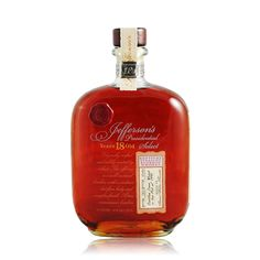 Bourbon of the Month: Jefferson's Presidential Select 18 Year | Bourbon & Boots