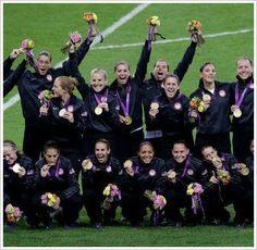 US, women's Soccer Team