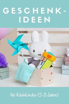 Vom Kleinkind bis zum Grundschulalter - Wir haben tolle Geschenk-Ideen für Dich zusammengetragen. #Geschenkideen Toy Chest, Storage Chest, Toys, Decor, Cute Ideas, Great Gifts, Primary School, Birth, Creative