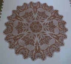 Ravelry: Pfingstrose pattern by Herbert Niebling