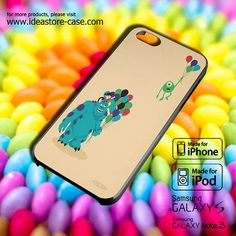 Monster Inc Baloon Case for iPhone 4/4S/5/5S/5C by hamamerajarela, $13.99