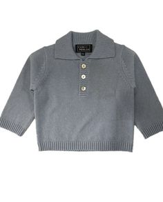 Baby Kaschmir Pullover Polo hellblau Polo, Sweaters, Mens Tops, T Shirt, Fashion, Beautiful Babies, Cashmere Sweaters, Light Blue, Clothing Apparel