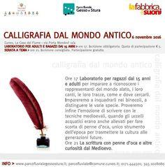 """Italia Medievale: """"Calligrafia dal mondo antico"""" a Cuneo"""