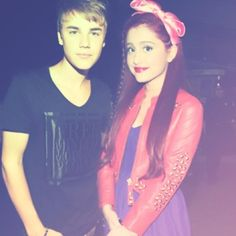 Is justin bieber and ariana grande dating