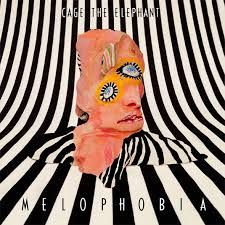 """The artwork for the album """"Melophobia"""" by the band Cage The Elephant was created by artist and graphic designer R Clint Colburn. Cool Album Covers, Album Cover Design, Music Album Covers, Cage The Elephant Album, Cover Art, Pochette Cd, The Wombats, Pop Art, Vintage Poster"""
