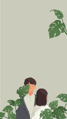 Art Auctions for Drawings – Viral Gossip Couple Wallpaper, Pastel Wallpaper, Cute Wallpaper Backgrounds, Tumblr Wallpaper, Aesthetic Iphone Wallpaper, Aesthetic Wallpapers, Green Wallpaper, Wallpaper Wallpapers, Wallpaper Quotes