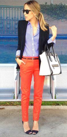 business pants women with blazer - Google Search