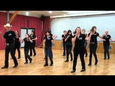 ▶ GO CAT GO.Line Dance - YouTube