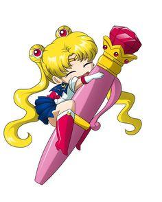 Chibi Sailor Moon/Lunar Pen