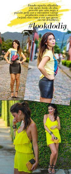 | Monalisa de Batom | Ideas with Yellow.