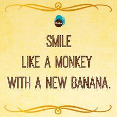 Sonríe mientras lees la frase y verás cómo te cambia el día. #Frases #México