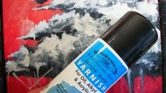 How To Spray Varnish A Painting