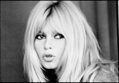 brigitt bardot black & white photo - Google Search