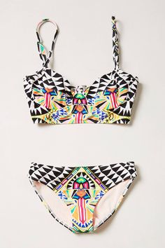 Mara Hoffman Cosmic Bikini | anthropologie
