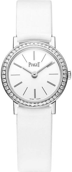 Altiplano 18k white-gold  accentuate minimalist design Gold Diamond  Watches, Bracelets 08f31103787e
