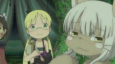 Reg, Riko y Nanachi