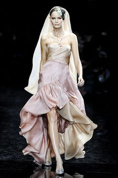 Armani Privé Spring 2007 Couture - Collection - Gallery - Style.com