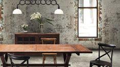 Marvelous Industrial Dining Room Design Ideas