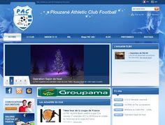 Le club de football de Plouzané dans le Finistère