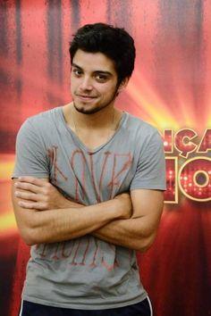 Rodrigo Simas, liindo (Brasil)