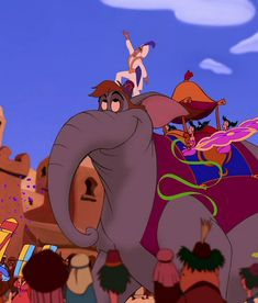 elephant abu aladdin costume - Google Search