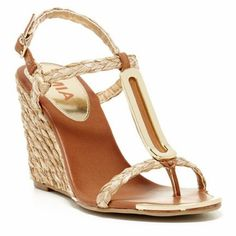 🎉✨Host Pick🎉✨ MIA Wedges🌺 Used Once Kept in original box 🚫NO TRADING 🚫 MIA Shoes Wedges