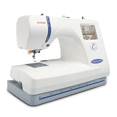 Janome 300E Embroidery Machine Only