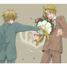 USUK!! | Publish with Glogster! ❤ liked on Polyvore featuring hetalia